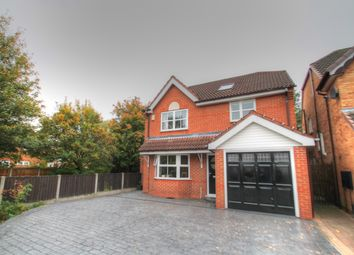 Thumbnail 4 bed detached house for sale in Wakefield Croft, Ilkeston