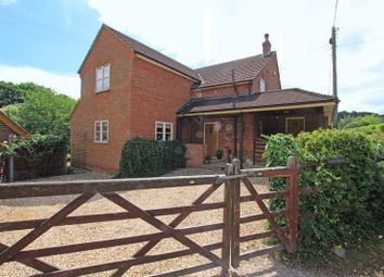 Thumbnail 4 bed detached house for sale in York Drove, Nomansland, Salisbury