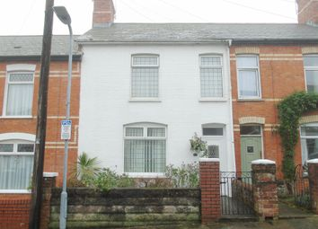 3 bed terraced house for sale in Ivy Street, Penarth CF64