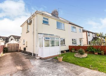 3 bed semi-detached house for sale in Rydon Road, Kingsteignton, Newton Abbot, Devon TQ12