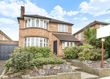 Thumbnail 4 bedroom detached house for sale in Southover, Woodside Park