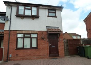 Thumbnail 3 bed semi-detached house to rent in Wimbourne Close, Nuneaton