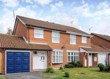 Thumbnail 3 bed semi-detached house to rent in Fordham Way, Lower Earley, Reading