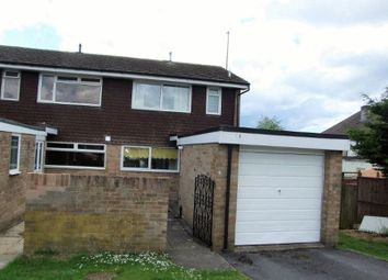 Thumbnail 3 bedroom end terrace house for sale in Thatcham Park, Yeovil