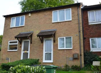 Thumbnail 2 bed terraced house to rent in Quinion Close, Walderslade Woods, Chatham