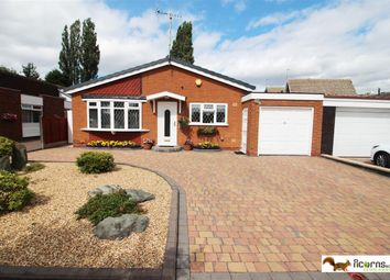 Thumbnail 3 bed bungalow for sale in Greaves Close, Walsall