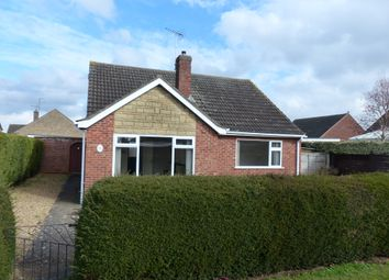 Thumbnail 2 bed detached bungalow for sale in Elter Walk Gunthorpe, Peterborough
