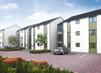Thumbnail 2 bed flat for sale in Cherry Tree Gardens, Pennycross Close, Plymouth