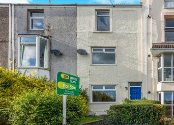 Thumbnail 3 bedroom terraced house for sale in Rosehill Terrace, Swansea