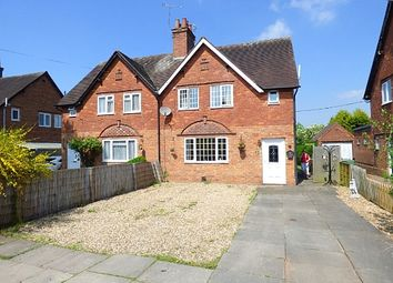 Thumbnail 3 bed semi-detached house to rent in Lyttleton Place, Hagley