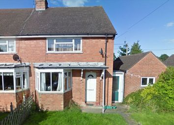 Thumbnail 3 bed semi-detached house to rent in Hallets Well, Orleton, Ludlow