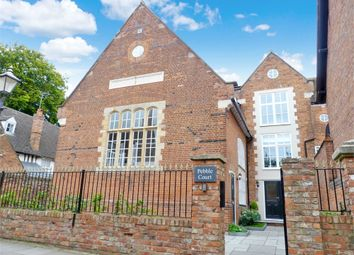 Thumbnail 2 bed flat for sale in Pebble Court, Pebble Lane, Aylesbury, Buckinghamshire