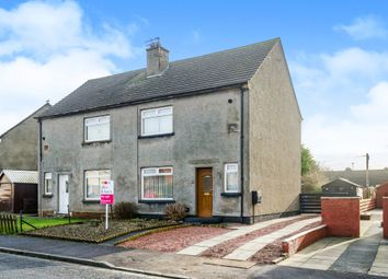 Thumbnail 3 bed semi-detached house for sale in Glenconner Road, Ayr