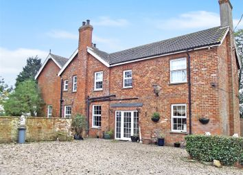 Thumbnail 7 bed property for sale in Thurlby, Alford, Lincolnshire