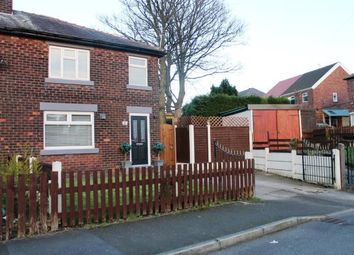 Thumbnail 3 bedroom semi-detached house for sale in Holland Road, Hyde, Cheshire, Greater Manchester