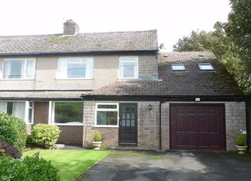 Thumbnail 4 bed semi-detached house for sale in Buxton Road, Dove Holes, Nr Buxton