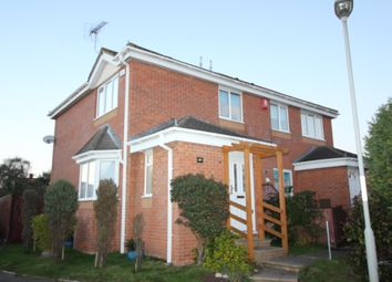 Thumbnail 2 bed semi-detached house for sale in Turnberry Close, Christchurch