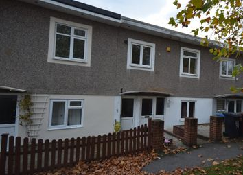 Thumbnail 3 bed terraced house to rent in Hawthornes, Hatfield, Hertfordshire