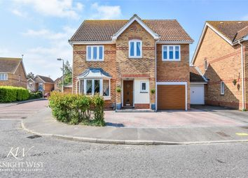 Thumbnail 5 bed detached house for sale in Gladiator Way, Colchester, Essex