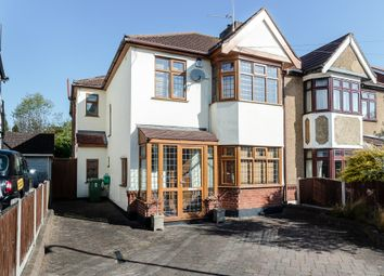 Thumbnail 4 bed semi-detached house for sale in Hogarth Avenue, Brentwood