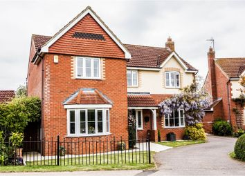 Thumbnail 4 bedroom detached house for sale in Cotswolds Way, Calvert Green