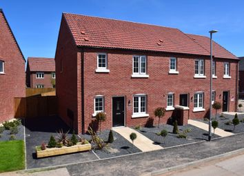 Thumbnail 3 bed end terrace house for sale in 11 Thornfield Way, Aslockton