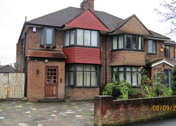Thumbnail 3 bed semi-detached house to rent in Mallard Way, Kingsbury