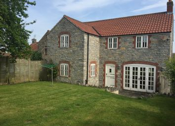 Thumbnail 4 bed detached house to rent in Steel Lane, Catcott