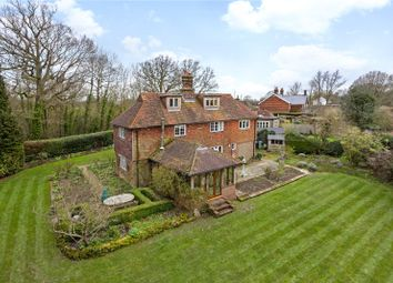 4 bed detached house for sale in The Lane, Fordcombe, Tunbridge Wells, Kent TN3
