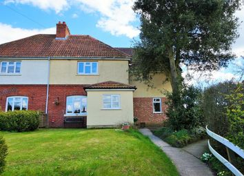 Thumbnail 4 bedroom semi-detached house for sale in Woodland Road - Patney, Devizes
