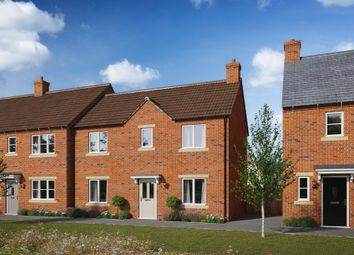 Thumbnail 3 bed link-detached house for sale in Brick Kiln Road, Raunds, Wellingborough