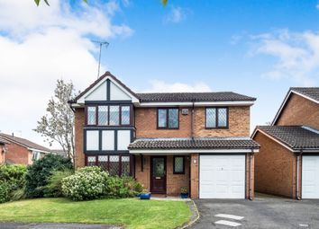 Thumbnail 5 bed detached house for sale in Garlick Drive, Kenilworth