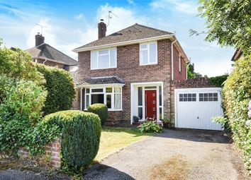 Thumbnail 3 bedroom detached house for sale in Linden Grove, Chandler's Ford, Hampshire