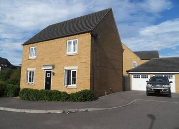 Thumbnail 4 bedroom detached house to rent in Redshank Close, Soham, Ely
