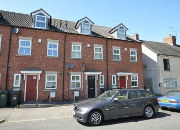Thumbnail 3 bed terraced house for sale in Market Street, Church Gresley, Swadlincote