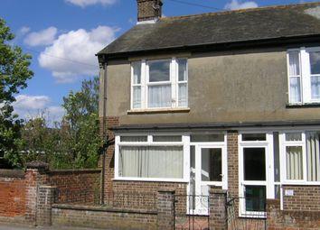 Thumbnail 3 bedroom end terrace house for sale in Lowestoft Road, Reydon, Southwold