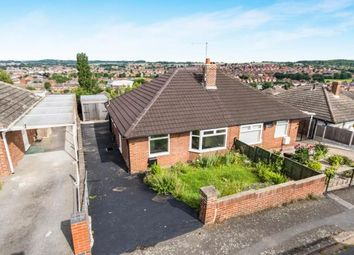 Thumbnail 2 bed bungalow for sale in Saunby Close, Arnold, Nottingham