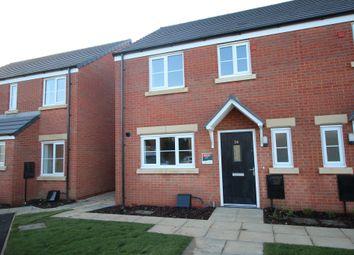 Thumbnail 3 bedroom end terrace house for sale in Poachers Way, Terrington St Clement, King's Lynn