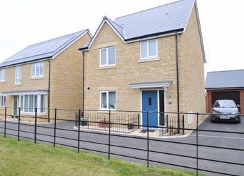Thumbnail 3 bed detached house for sale in Sharing Grove, Bishops Cleeve, Cheltenham