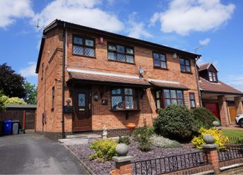 Thumbnail 3 bed semi-detached house for sale in Heatherleigh Grove, Birches Head, Stoke-On-Trent