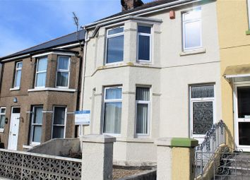 Thumbnail 1 bed terraced house to rent in Green Park Avenue, Mutley, Plymouth