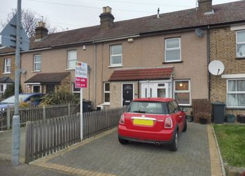 Thumbnail 2 bed terraced house for sale in Nunsbury Drive, Turnford, Broxbourne
