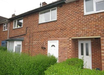 2 bed terraced house for sale in Uffington Close, Lincoln LN6