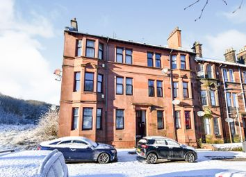 Thumbnail 1 bed flat for sale in Newton Terrace, Paisley