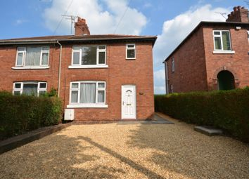 Thumbnail 3 bed semi-detached house for sale in Underwood Lane, Crewe