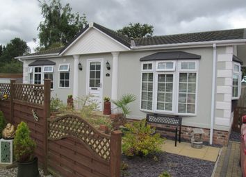 Thumbnail 2 bedroom mobile/park home for sale in Mount Pleasant Park (Ref 5673), Acaster Malbis, North Yorkshire