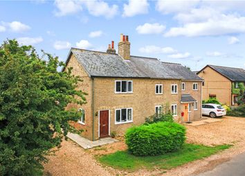 Thumbnail 2 bed semi-detached house for sale in Elsworth Road, Boxworth, Cambridge