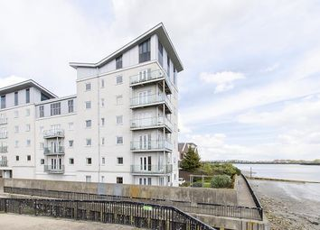 Thumbnail 1 bed flat for sale in The Reflection, North Woolwich