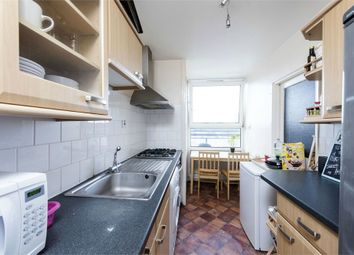 Thumbnail 2 bed flat for sale in Ethelburga Tower, Rosenau Road, Battersea