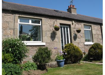 Thumbnail 2 bed terraced bungalow for sale in Middlemuir Road, Inverurie